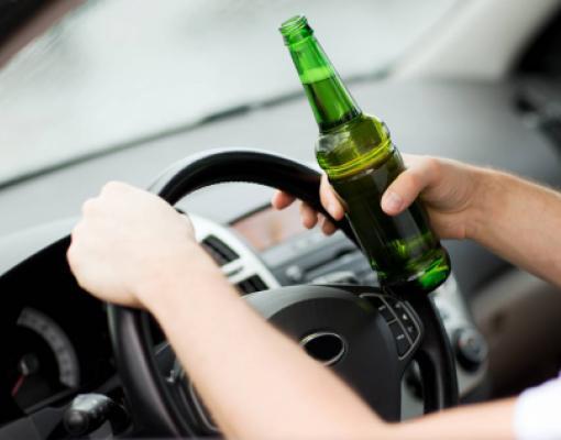 Пьяный за рулём