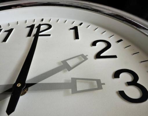 Перевод часов