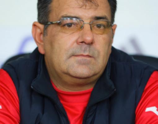 Главный тренер бельцкой «Зари» Штефан Стойка