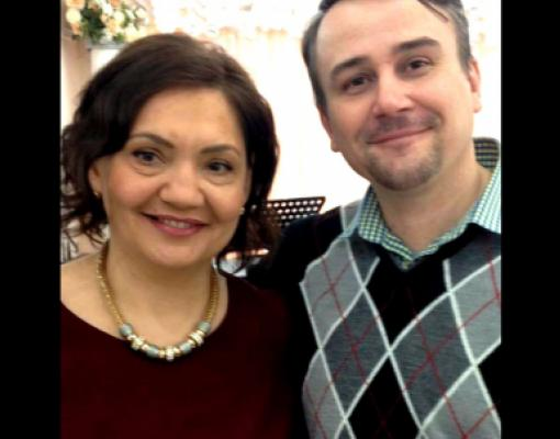 Супруги Карина Мардумян и Андрей Кошелев считают своей миссией помогать людям