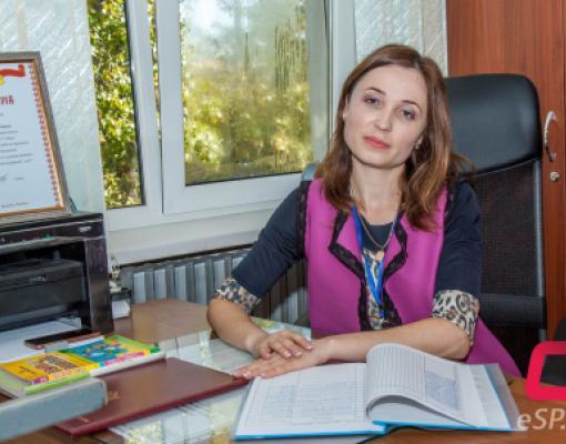 Татьяна Мунтяну — учитель года в республике.
