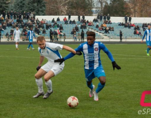 «Заря» учинила разгром «Динамо-Авто» футбол Бельцы