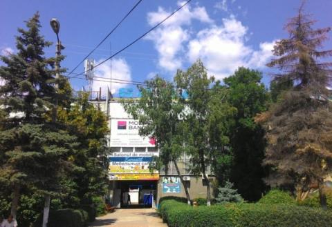 Автовокзал в Белцах