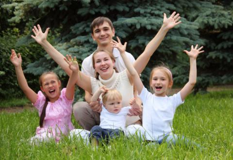 Льготы многодетным семьям в Молдове