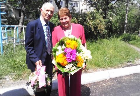 Алексей и Ольга Постолатий