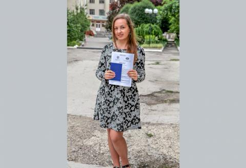 Анна Кудрина