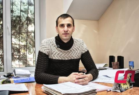 Адриан Краснобаев — глава Экологического агентства Бельц