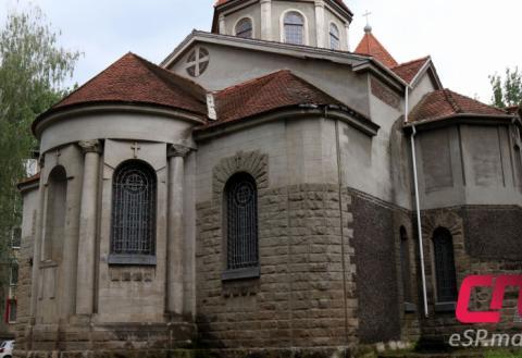 Армянская церковь, Бельцы, Достопримечательности