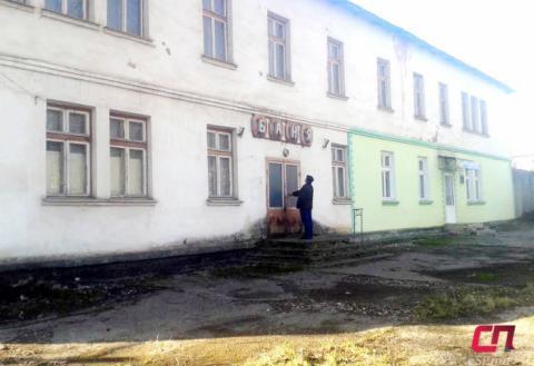Баня на 6-м квартале в Бельцах