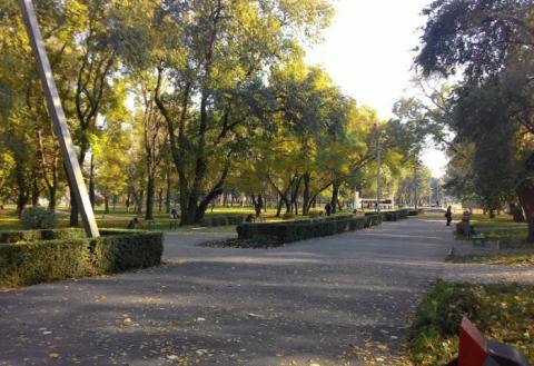 Центральный парк, Бельцы