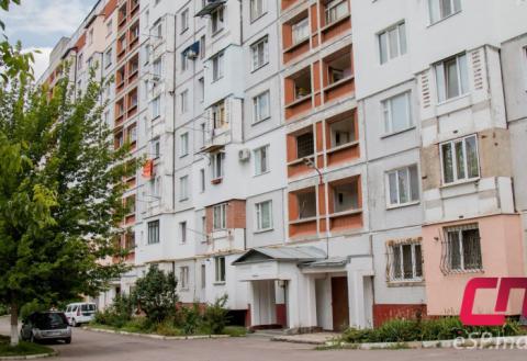 Высокоэтажки на БАМе в Бельцах