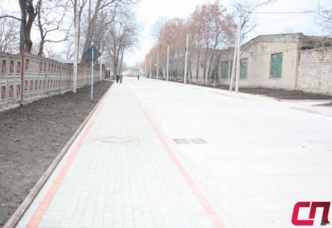 ул. Тестемицану в Бельцах