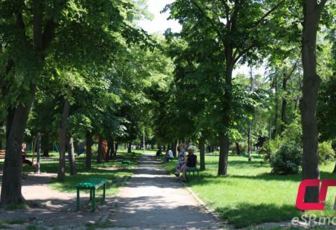 Бельцы, Центральный парк