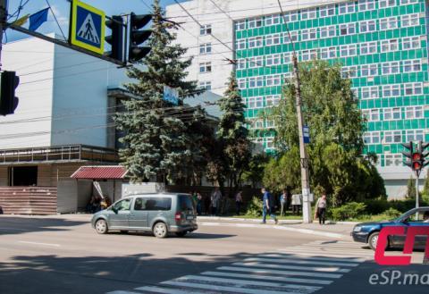 светофор, пешеходный переход, ДК Рэут