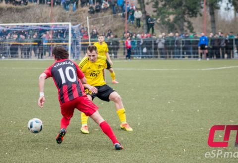 Футбол Заря - Шериф