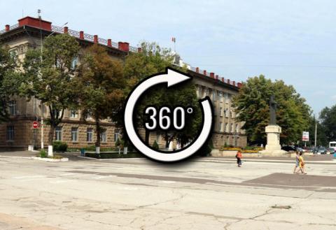 Круговые панорамы 360 градусов в Бельцах