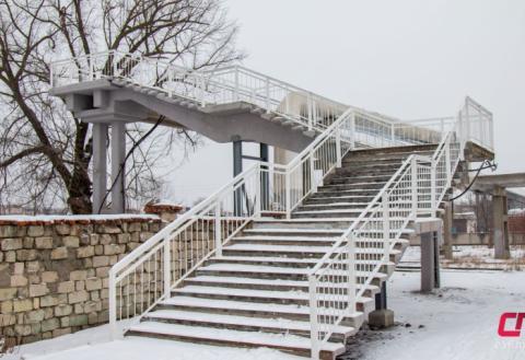 мост на ул. Б. Главана