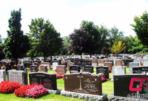 Еврейское кладбище в Торонто