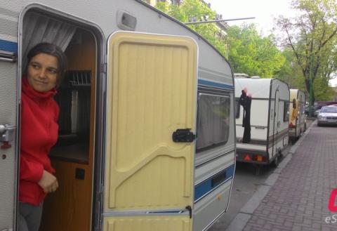 Город антигеноцида. Протесты в Кишинёве в трейлерах перед правительством