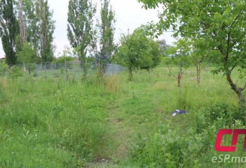Парк по ул. Лесечко в Бельцах