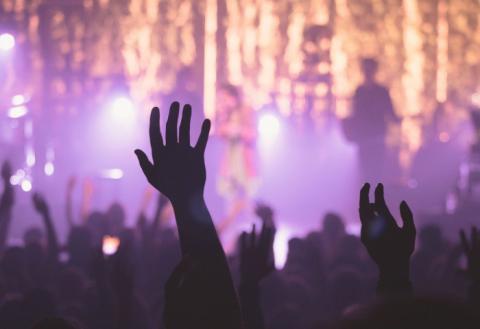 Мероприятие, вечеринка, концерт