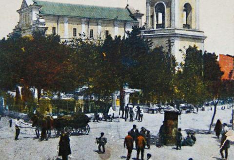 Собор Святого Николая в Бельцах. Старые Бельцы