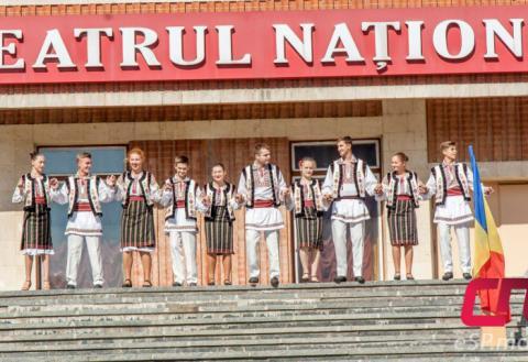 народный костюм, танец, мероприятия в бельцах