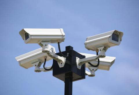 Городские видеокамеры
