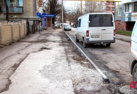 ул. Волунтарилор, Бельцы