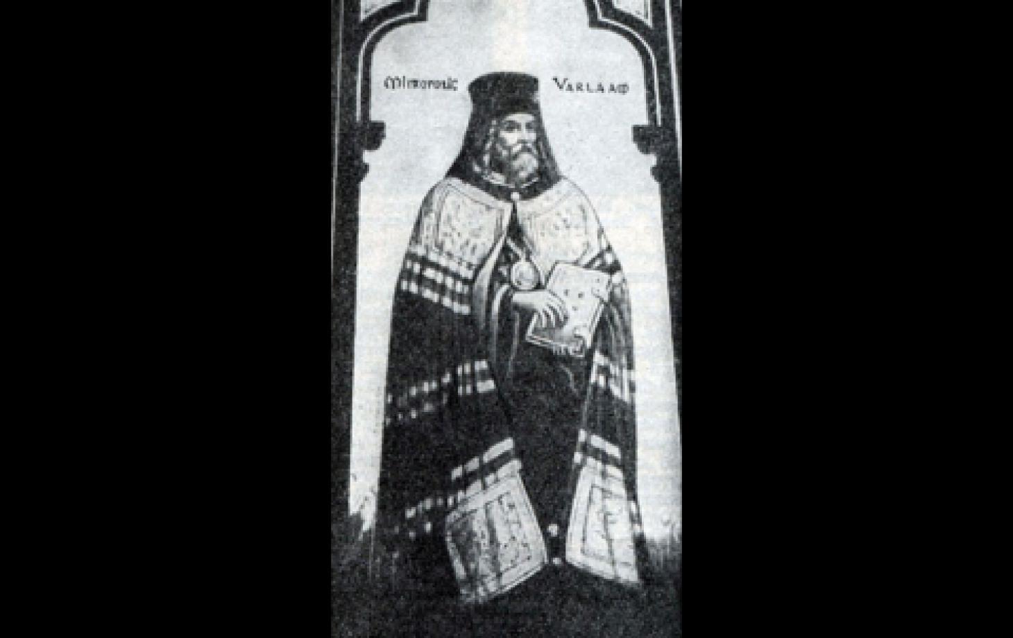 Варлаам (в миру Василе Моцок, 1580 или 1585-1657) — митрополит Молдавского княжества (1632-1653)