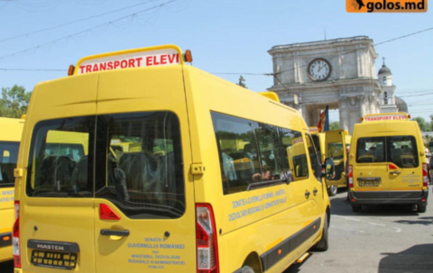Для чего Бельцам школьный автобус?