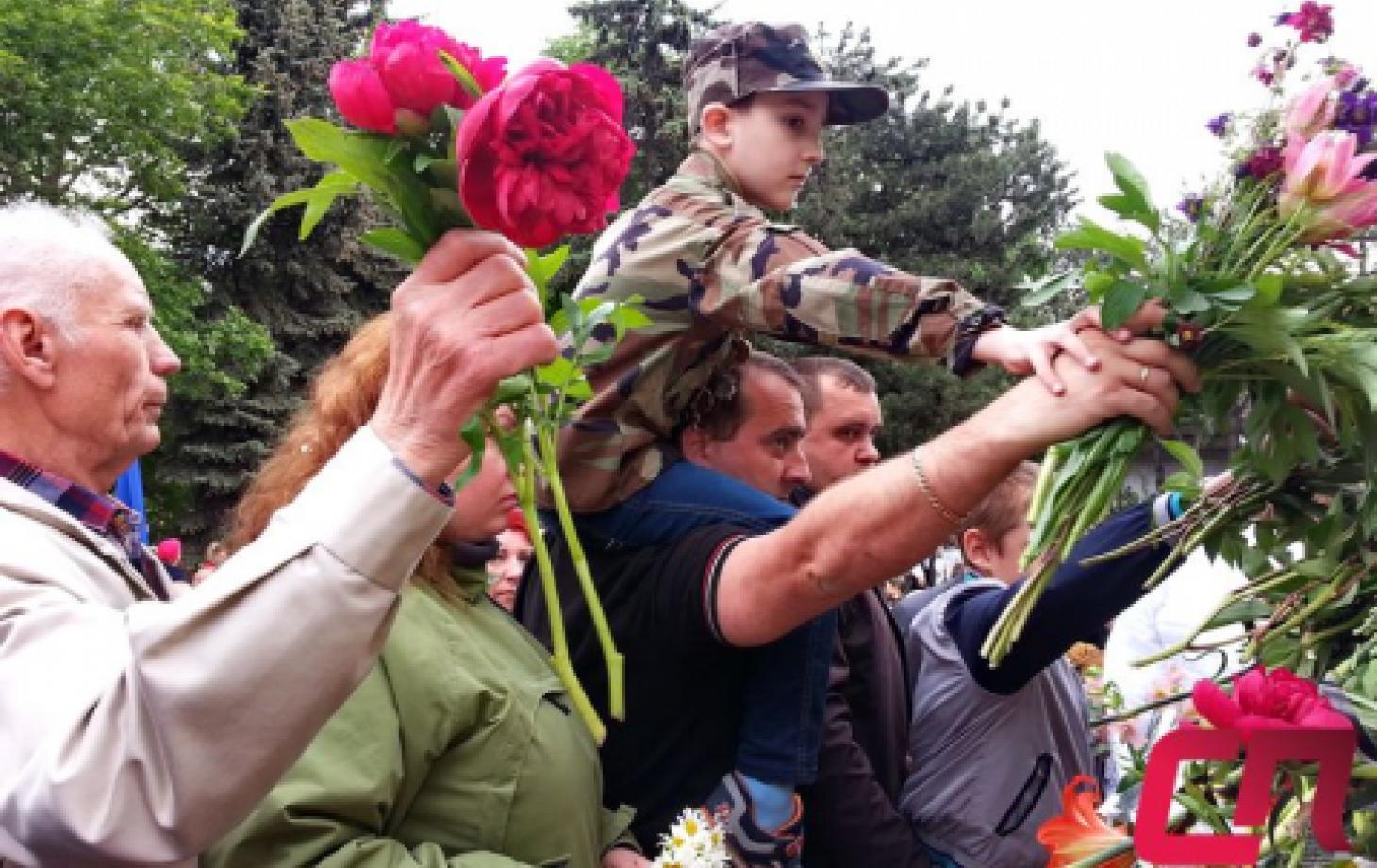 9 мая - День Победы в Бельцах