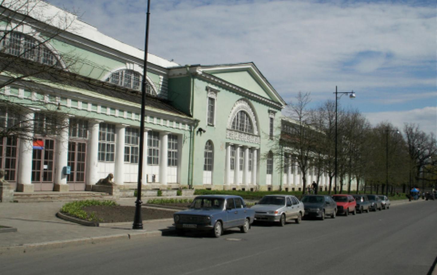Санкт-Петербургский государственный аграрный университет