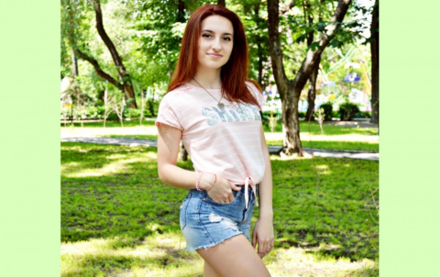 Алина Параскан