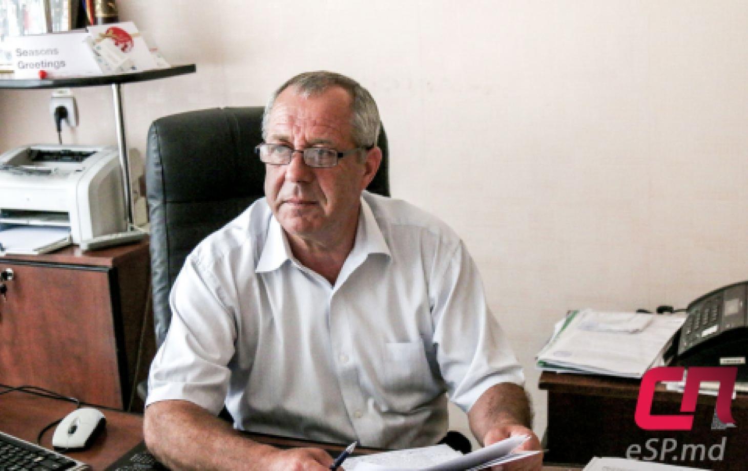 главный врач Центра общественного здоровья Константин Марандел