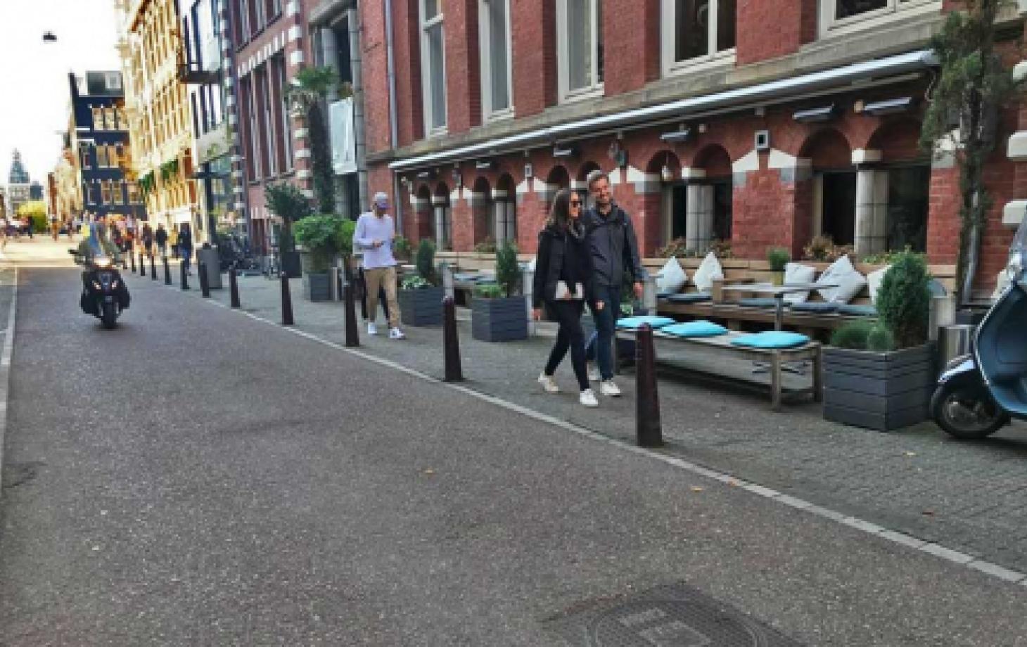 Как сделать город удобным для пешеходов. Пример Амстердама