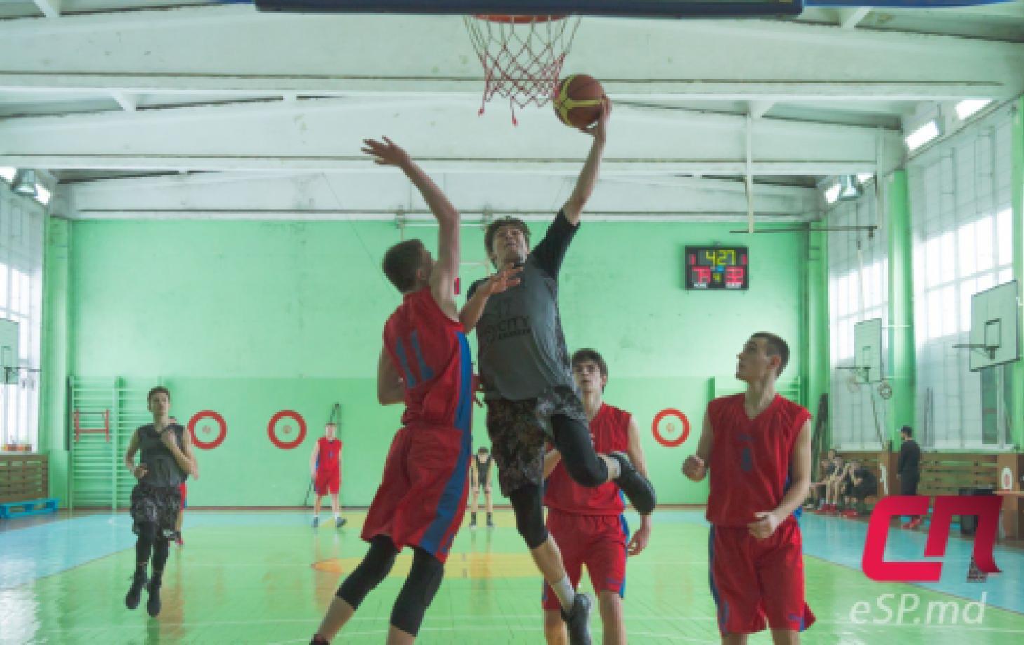 Баскетбол  «Спортшкола № 1» — «Адмиралы»