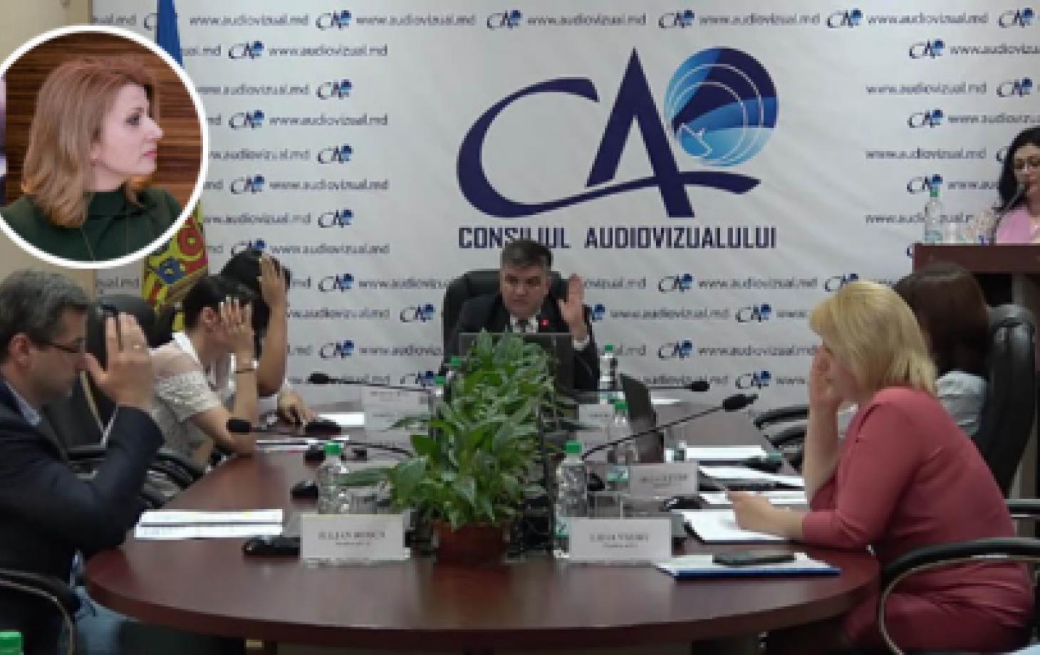 Депутат из Бельц пожаловалась в КСТР на три телеканала