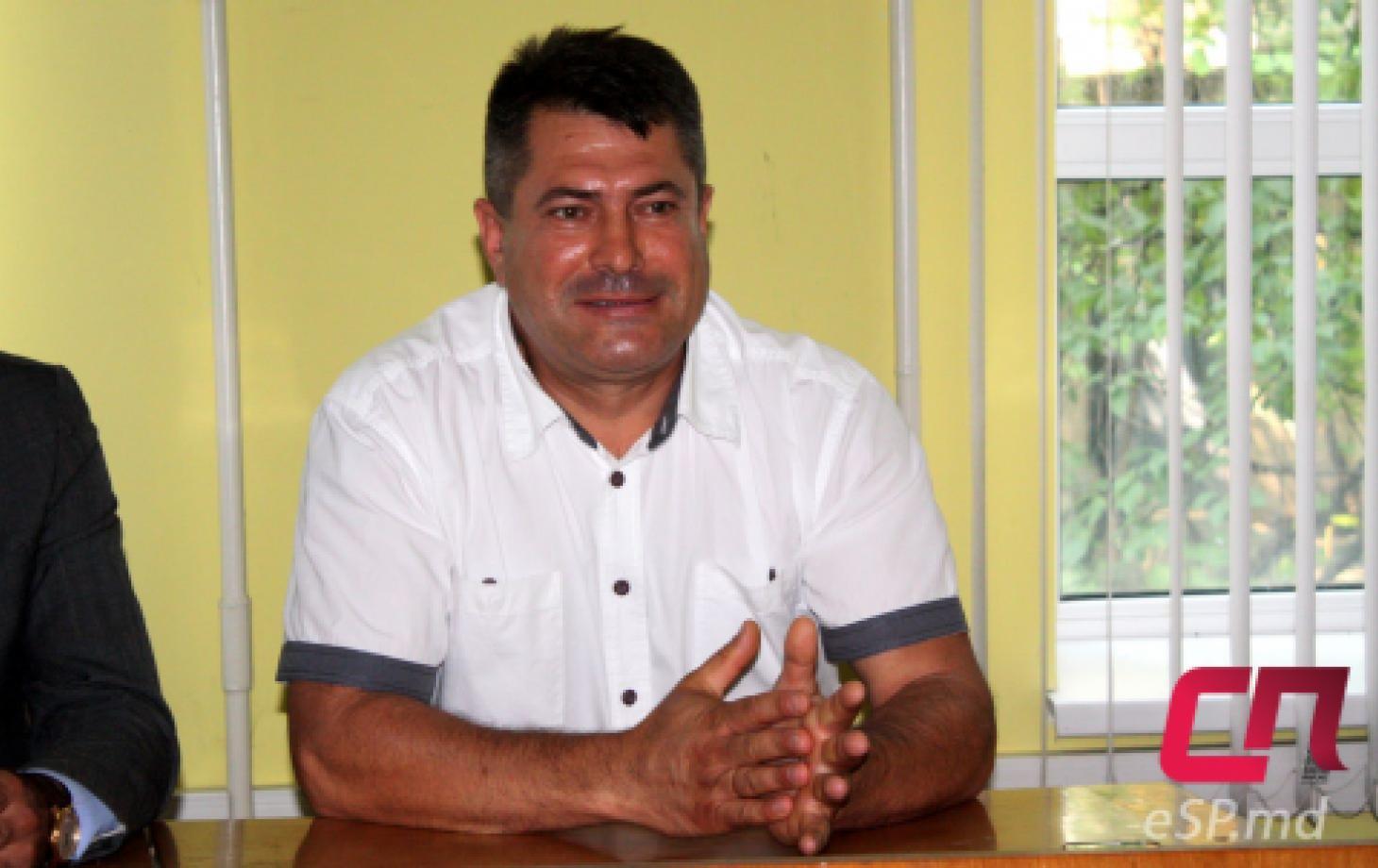 Думитру Герасим, председатель Бельцкого муниципального суда