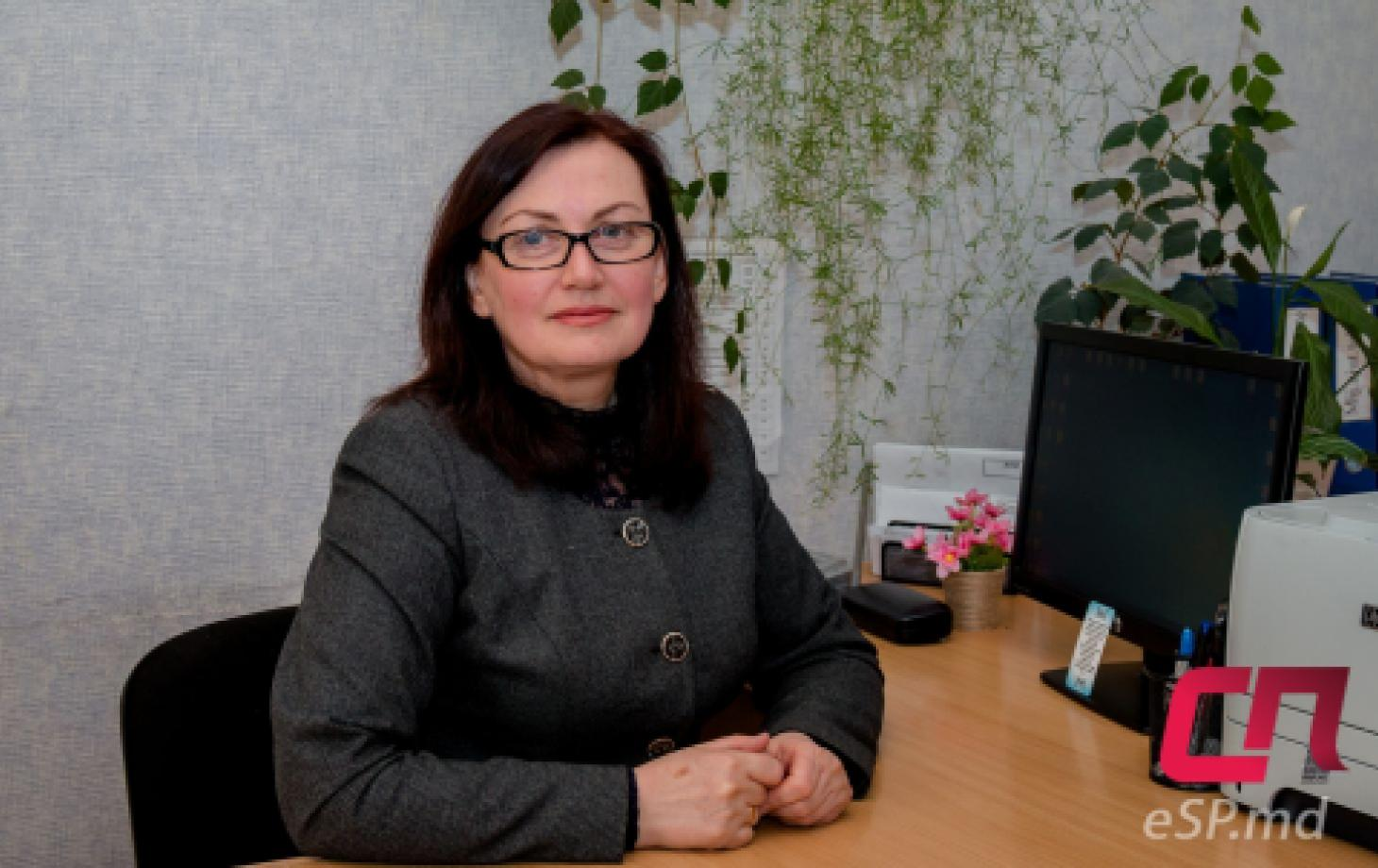 Елена Максимчук