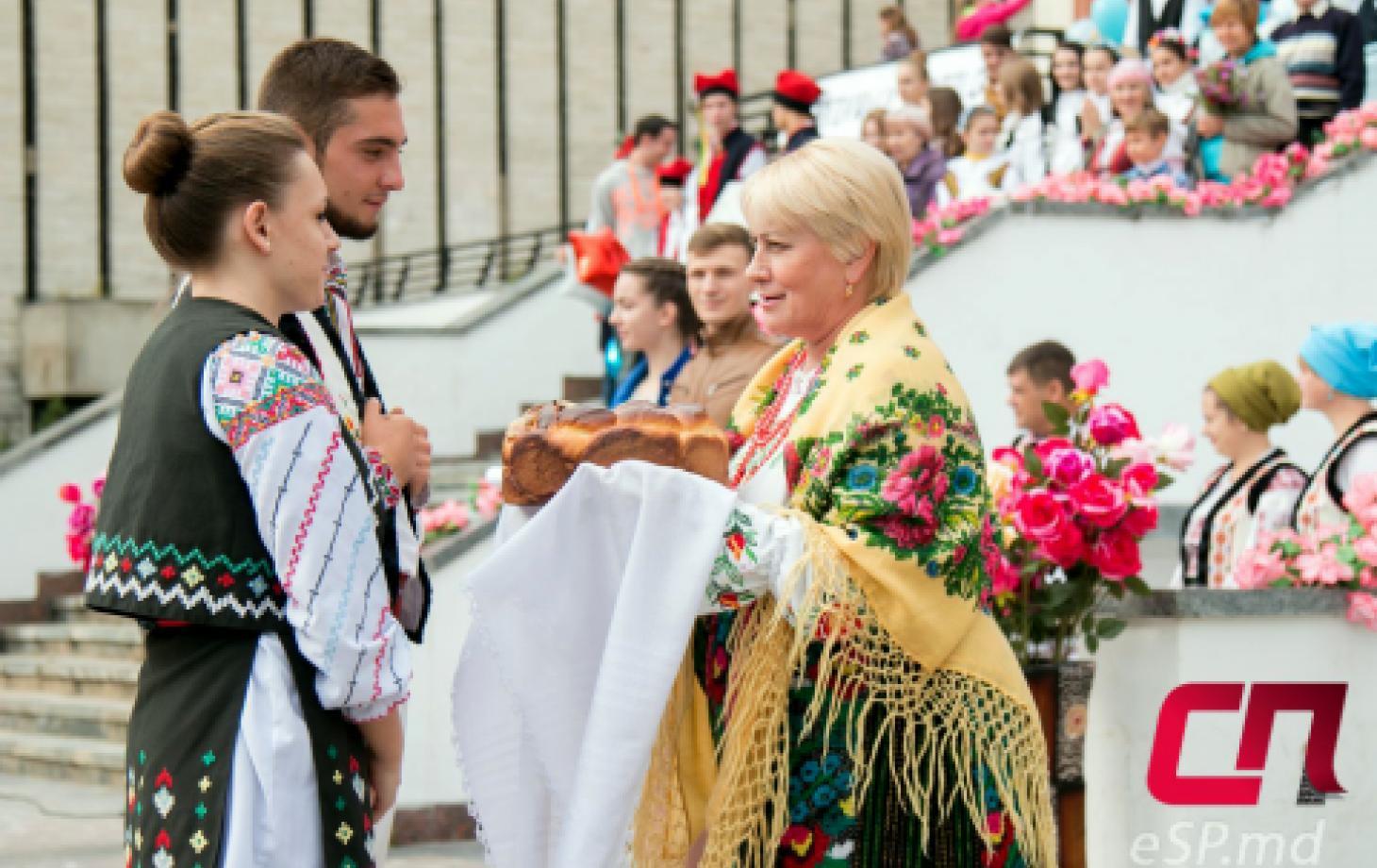 Фестиваль этносов в Бельцах