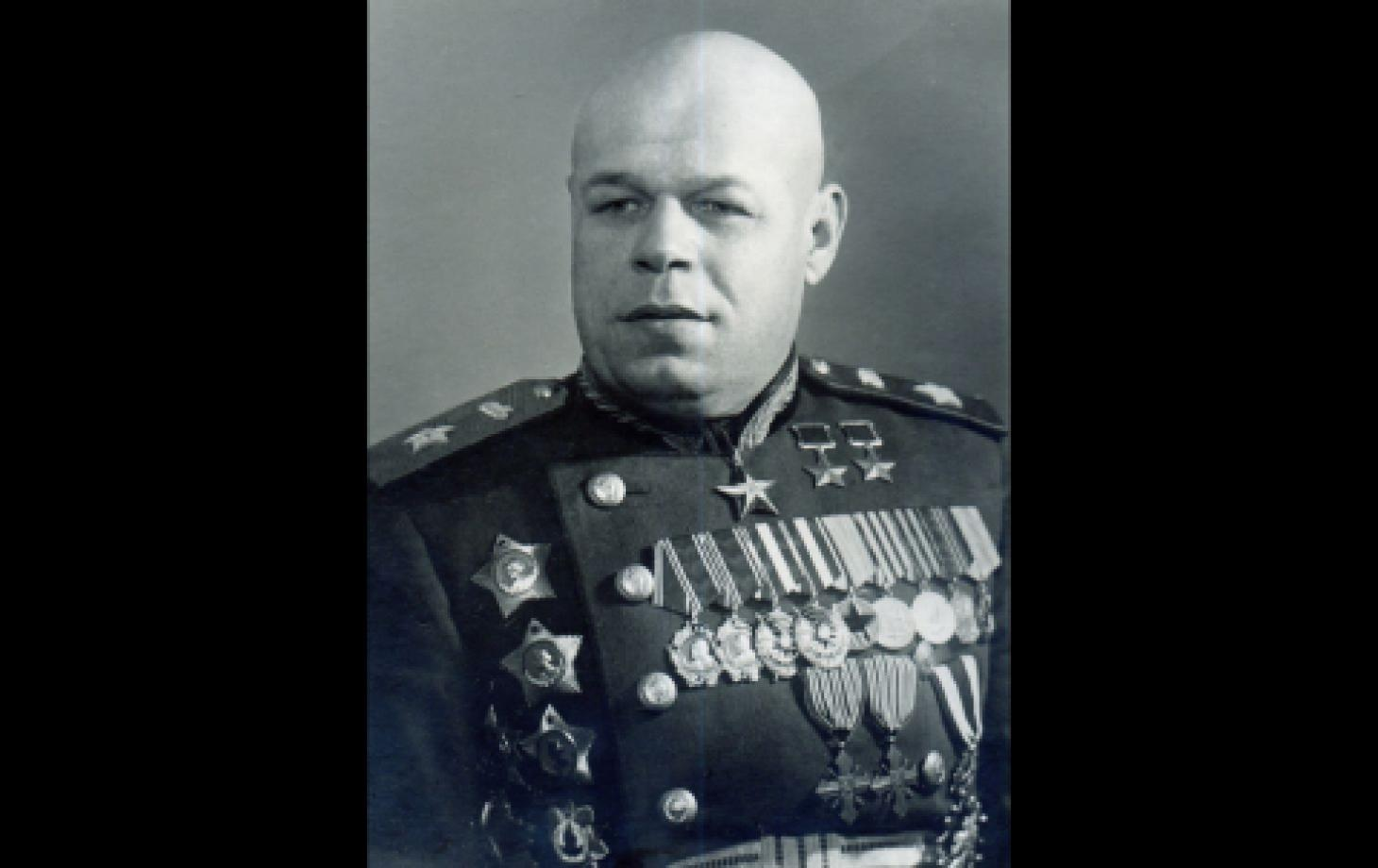 Павел Семёнович Рыбалко