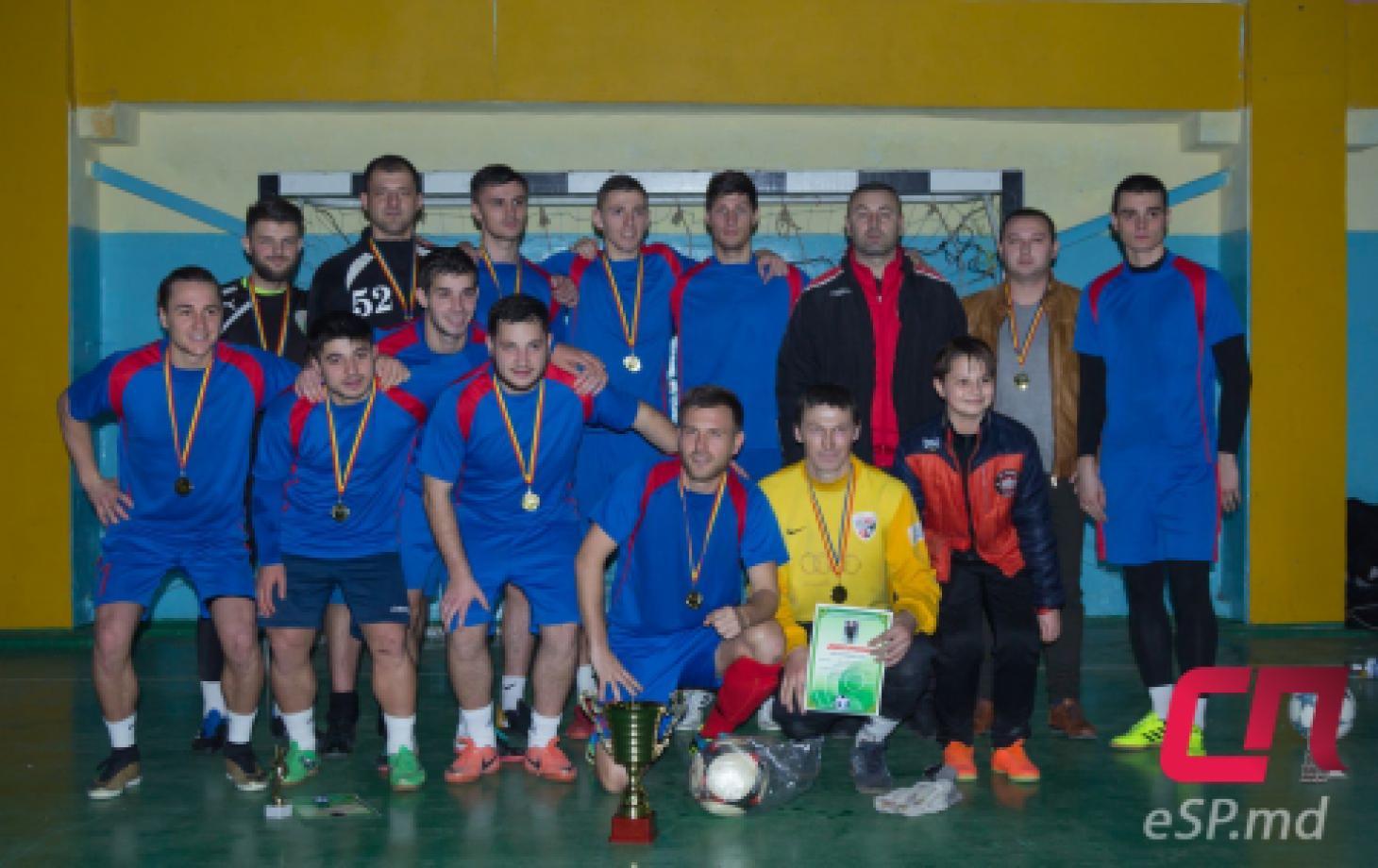 футбольный мемориал Андрея Яковлева в Бельцах