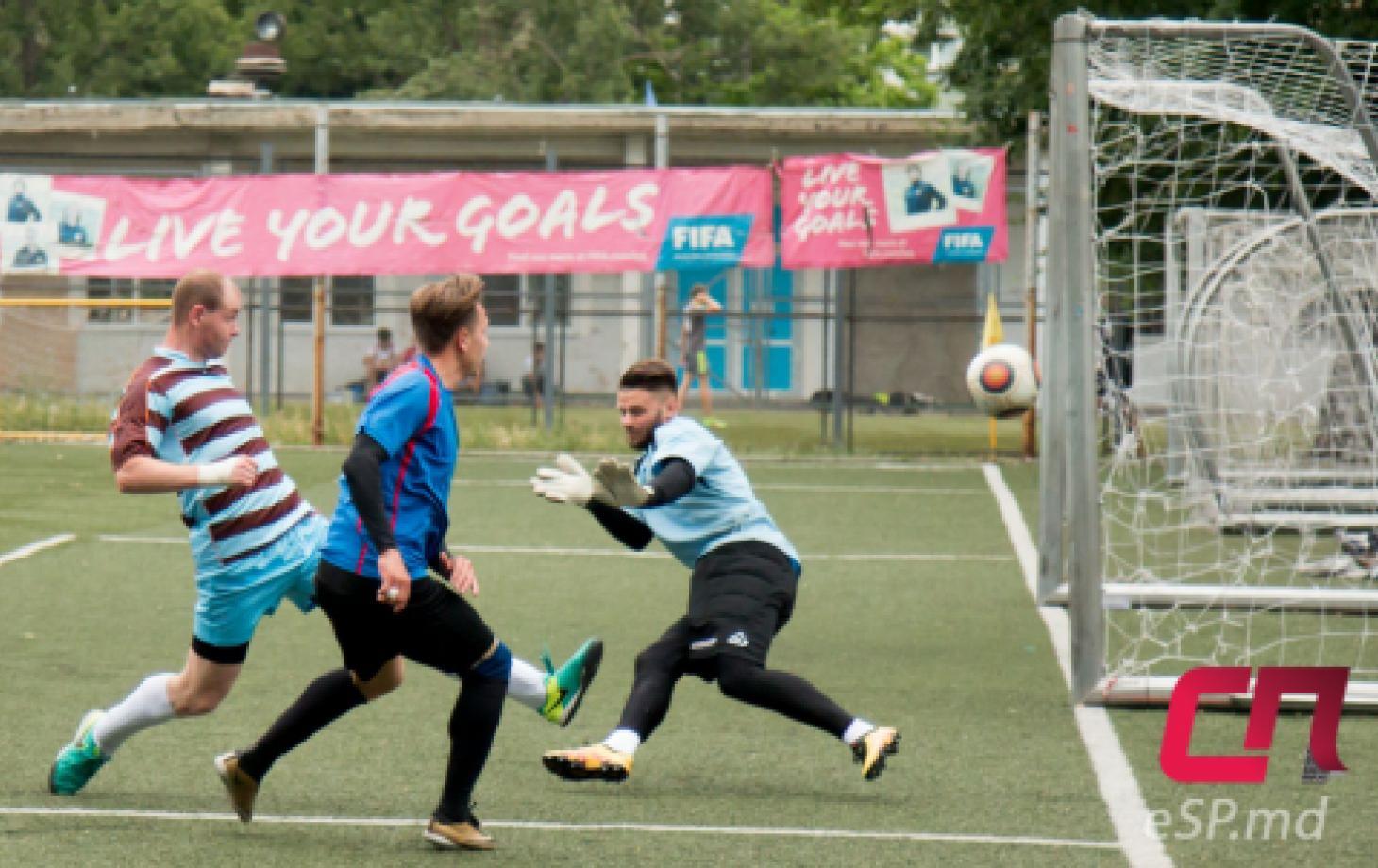 Футбол - первенство города Бельцы