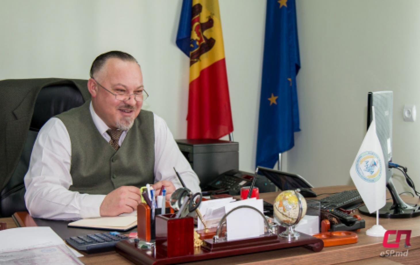 Юрий Постолаки