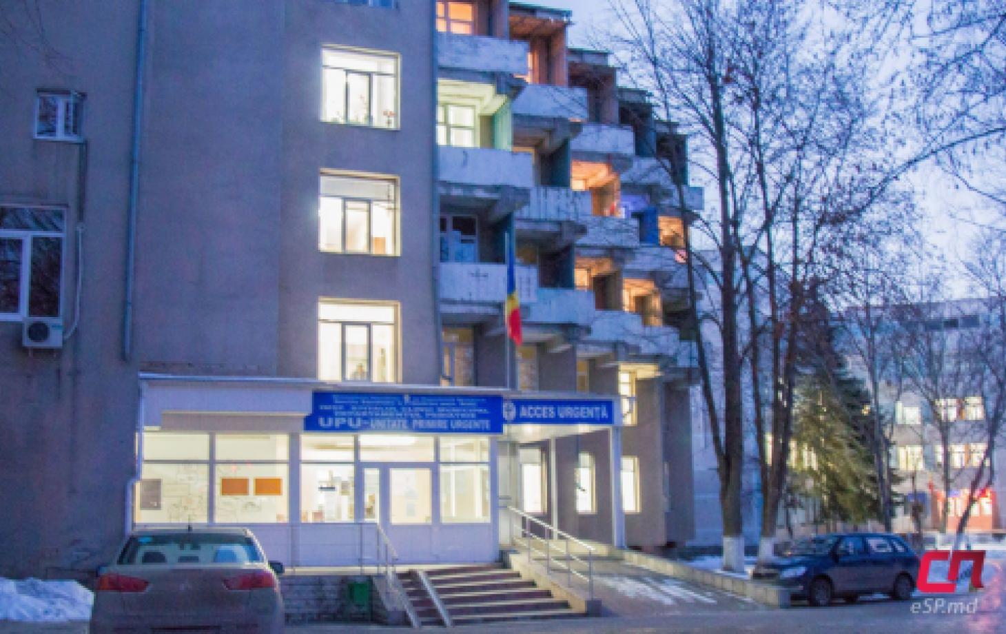 Детская больница в Бельцах