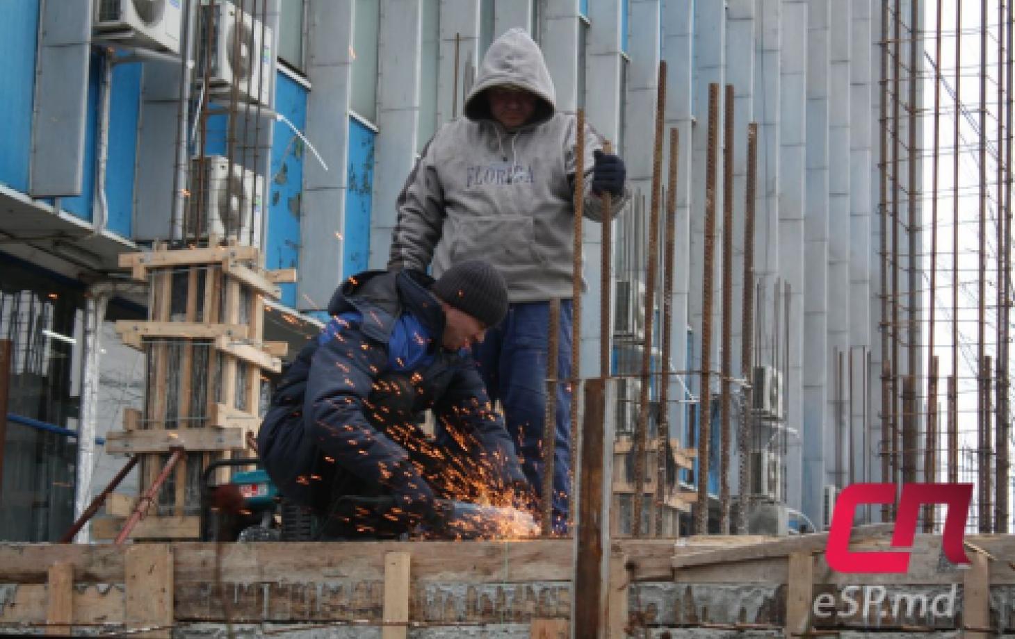 Незаконное строительство, универмаг Бельцы