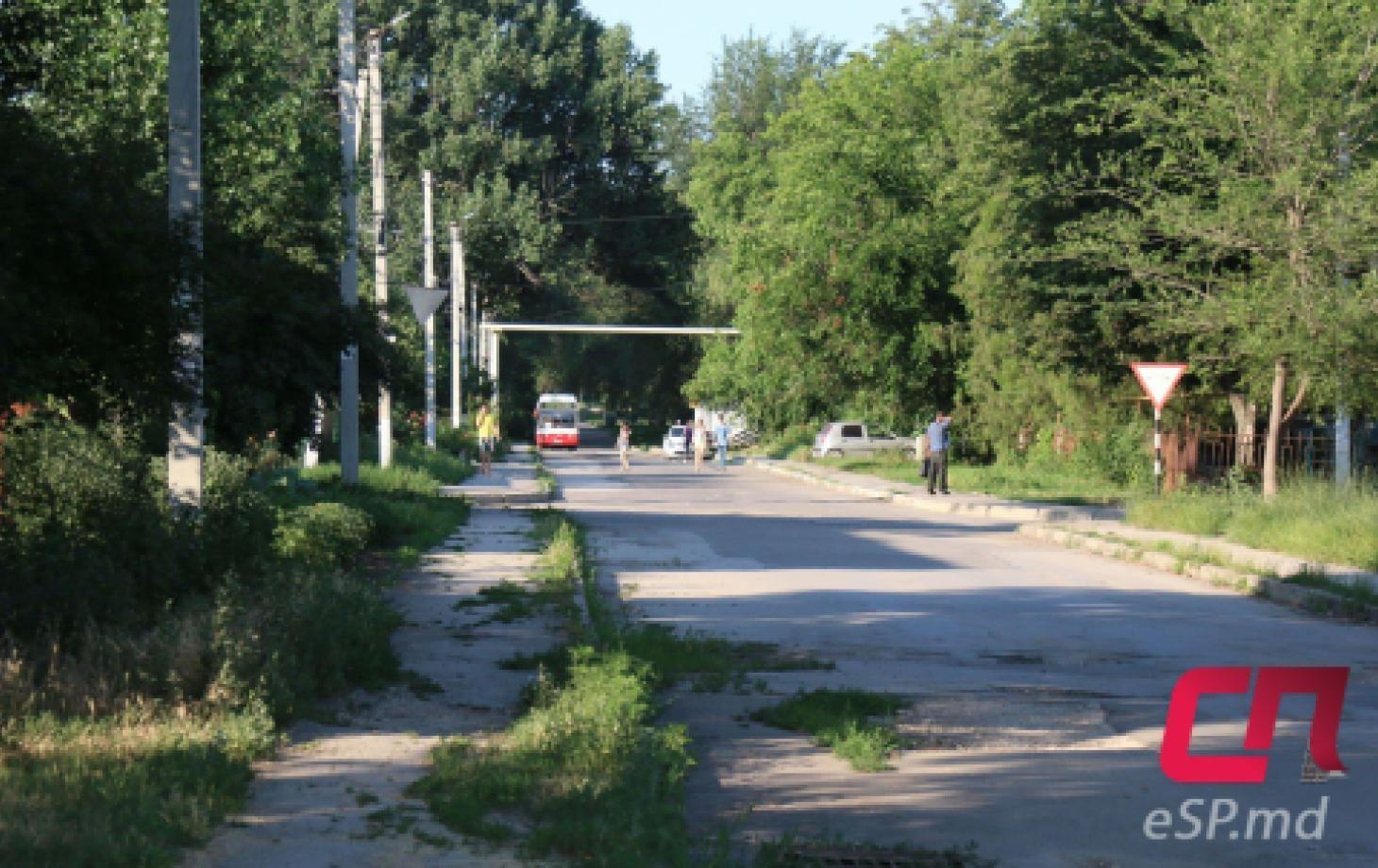 Улица Тудора Владимиреску, Бельцы