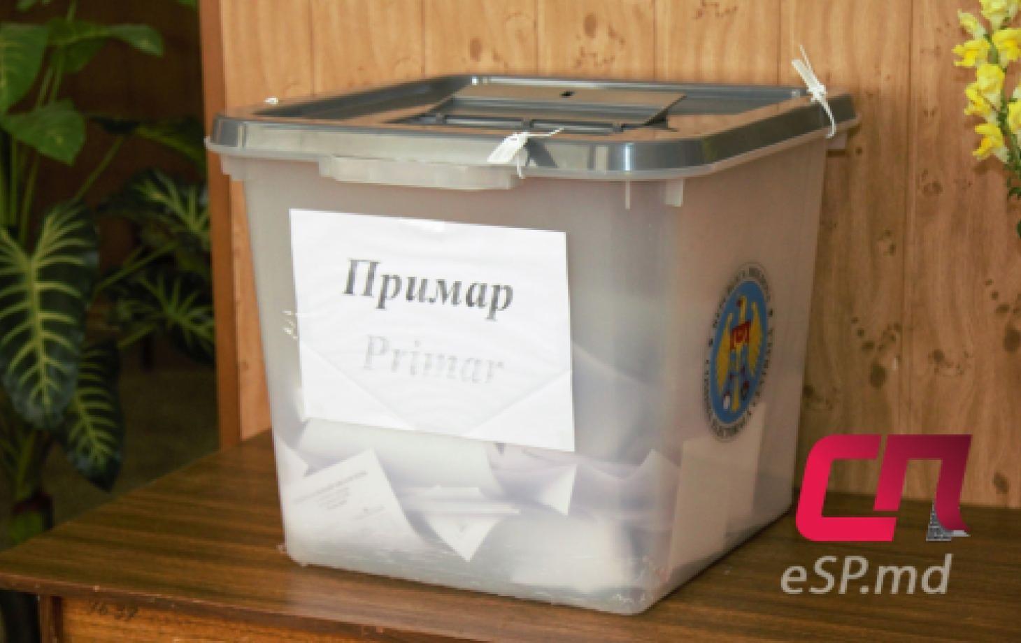 Выборы примара в Бельцах
