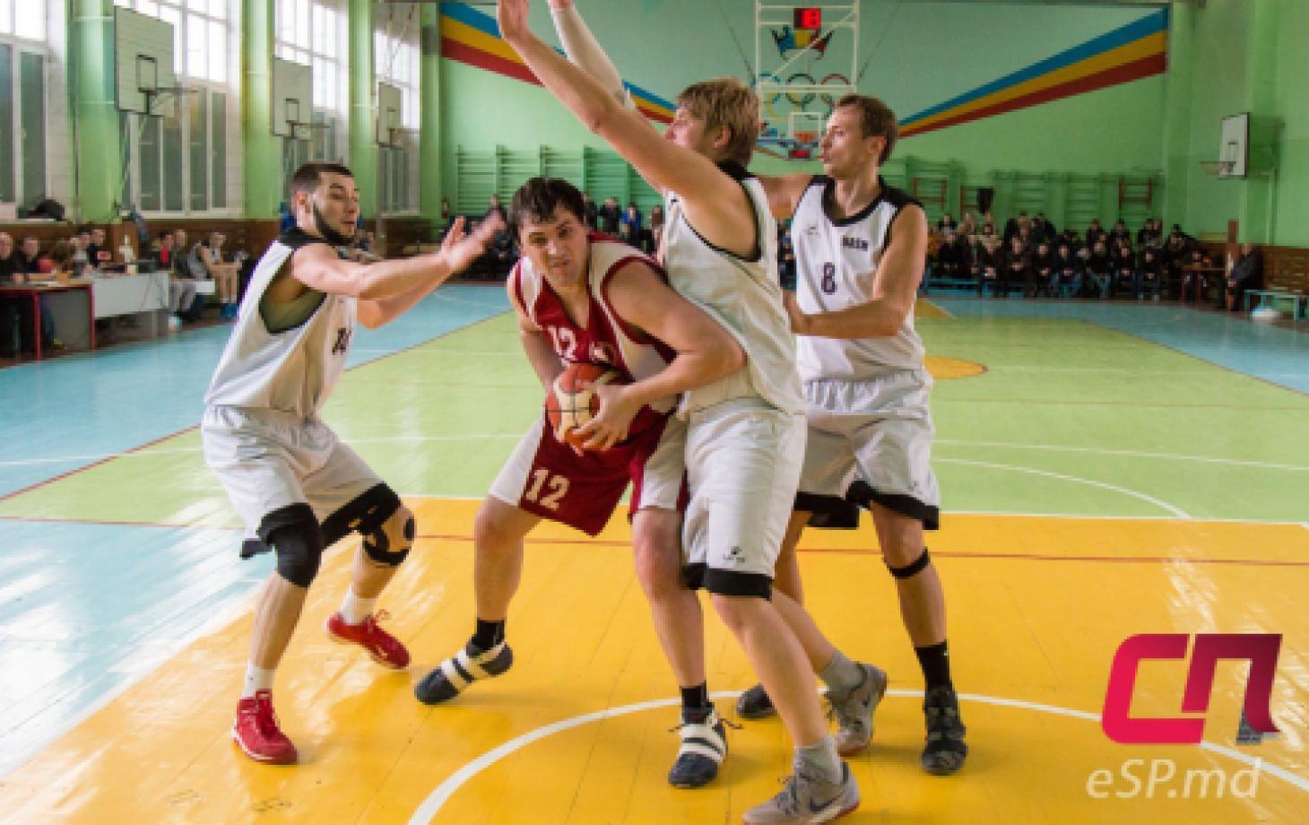 """Бельцкий БК """"Баско"""", баскетбол"""